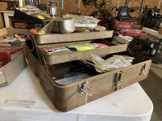 Tackle Box   Supplies