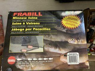 FraBill Minnow Seine