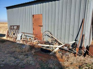 Tractor Seats  Scrap Metal  RCA Victor TV