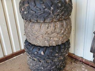 4  At489 ATV Tires