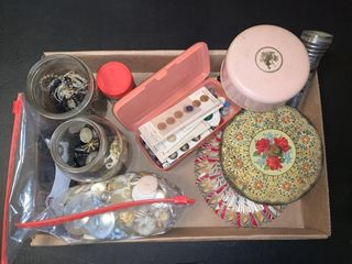 Buttons  Sewing Accessories  Etc