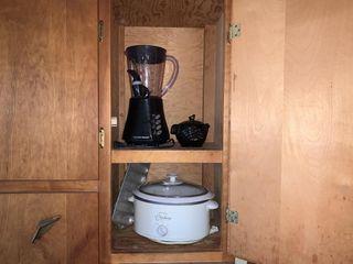 Crock Pot  Blender