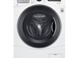 lG   2 2 Cu  Ft  14 Cycle Front loading Washer   White