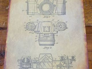 Photographic Camera with meter 1959