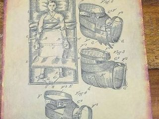 Safety Restraint Patent 1907