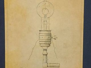 Electric lamp and Holder for the same Patent 1882