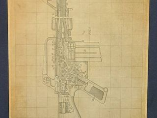 Firearm having an Auxiliary Bolt Closure Mechanism Patent 1966