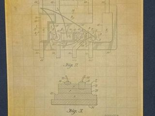 Miniature Semiconductor Intergrated Circuit Patent 1963