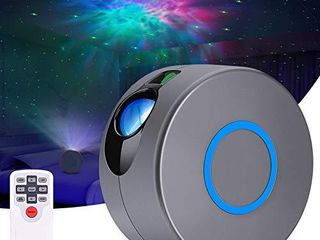TYY Star Projector  Galaxy Projector and Star light Projector for Bedroom  Space Grey