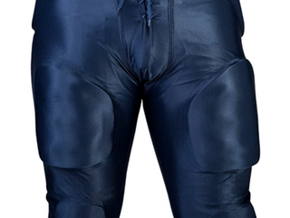 Cramer Football Game Pants  7 Pads With Hip  Tailbone  Thigh  And Knee Pads  Hip