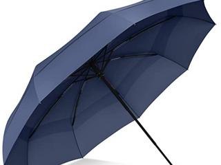 Repel Navy Blue Umbrella