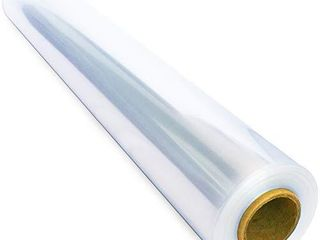 110 ft Clear Cellophane Wrap Roll  31 5 in x 110 ft    Cellophane Roll   Clear Wrap Cellophane Bags   Clear Wrapping Paper to Wrap Gift Baskets   Clear Gift Wrap   Celophane Basket Wrap   Cello Wrap