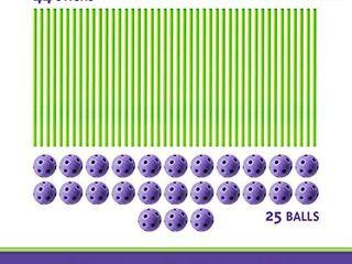 Crazy Forts  Purple  69 Pieces