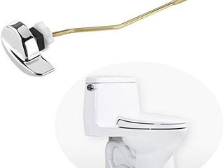 OUlII Toilet Flush lever Handle Universal Toilet Handle Replacement for TOTO Kohler Toilet Tank  Side Mount