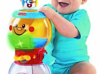 Fisher Price Roll a Rounds Swirlin Surprise Gumballs