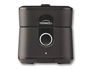 Radius Zone Mosquito Repeller from Thermacell  Gen 2 0  No Spray Mosquito Repellent  Rechargeable  Protect Outdoor Areas from Insects for 6 5  Hours Per Charge  Easy to Use  Scent and DEET Free