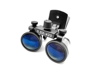 Aries Outlets 3 5X Clip on Medical Dental Clinic Surgical Binocular Magnifier loupes