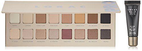lORAC PRO Palette 3 Eyeshadow Kit