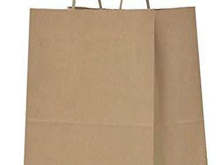 Gift Bags 8x4 25x10 5 50pcs Paper Bags Medium Size Brown Bags  Kraft Bags  Kraft Paper Bag  Bulk Gift Bags  Craft Bags  Brown Gift Bags  Brown Paper Gift Bags with Handles Bulk