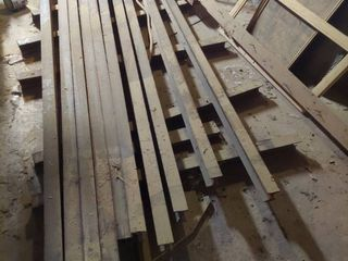 Assorted I beam   10 long Pieces and 5 Short Pieces   Have Been Cut  lengths are Similar but Have Slight Differences   In Basement