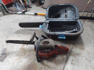 Homelite PS33 16  Chainsaw with Case