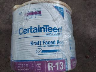 Roll of R 13 Insulation