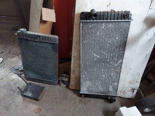 2 Radiators and Heater Core