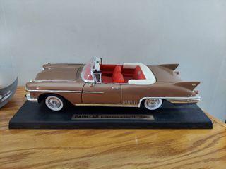 1958 Cadillac  Eldorado Biarritz Model Car
