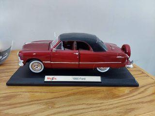 1950 Ford Model Car