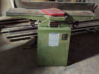 Central Machinery 6  Jointer