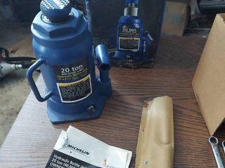 Michelin 20 Ton Hydraulic Bottle Jack