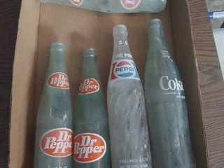 Glass Pop Bottles