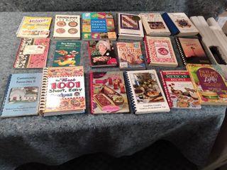 cookbooks and more