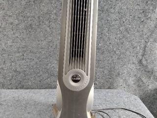 oscillating high velocity fan