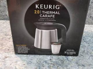 Keurig 2 0 thermal carafe