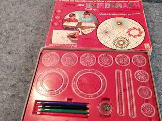 spirograph drawing game