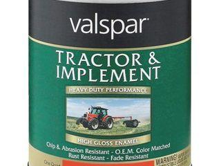 Valspar Tractor   Implement Enamel