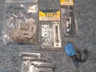 Barrel Bolt and Safety Chain Door locks  Hinges  and More