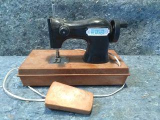 Vintage Toy Model Sewing Machine