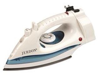 Jerdon J913W Iron with Dual Auto Off  Retractable Cord