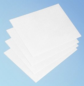 Cleanroom Paper   8 5  x 11    250 Sheets per Pkg   Two Packages Per lot