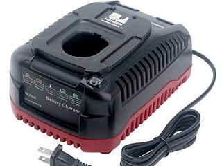 Elefly 19 2 Volt C3 Battery Charger 140152004 Compatible with Craftsman 19 2 Volt lithium   Ni Cad Battery 315 PP2010 315 PP2011 315 PP2030 11375 11376 130279005