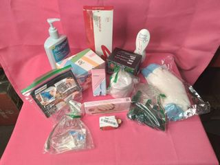 lOT of MISC NAIlS HANDS BEAUTY ACCESSORIES