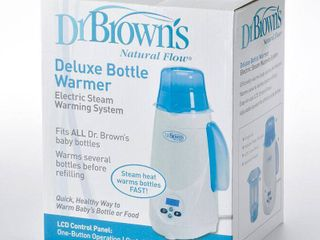 Dr  Brown s Natural Flow Deluxe Bottle Warmer