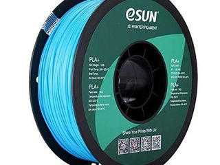 eSUN PlA PRO  PlA  3D Printer Filament  Dimensional Accuracy   0 03mm  1kg Spool  1 75mm  light Blue