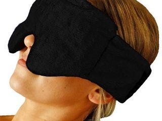 Huggaroo Heated Eye Mask   Cooling Gel Eye Mask   Weighted Sleep Mask  Unscented  HHCEM1U