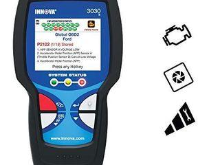 Innova 3030h OBD2 Scanner   Car Code Reader with Severity Alert and Emissions Check