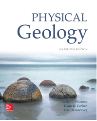 McGraw Hill education  physical geology 16th Edition