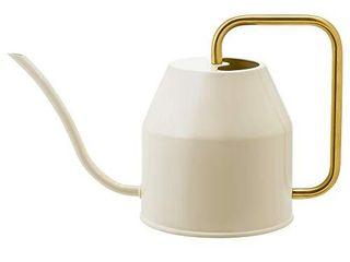 IKEA  403 941 18 Vattenkrasse Watering Can  Ivory  Gold
