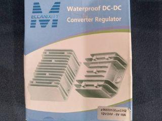 ECCANIXITY WATERPROOF DC DC CONVERTER REGUlATOR